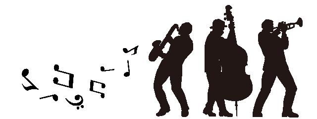 ジャズビバップフレーズの作り方概要説明図