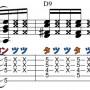 一生使える基礎練習ギターカッティングフレーズ2